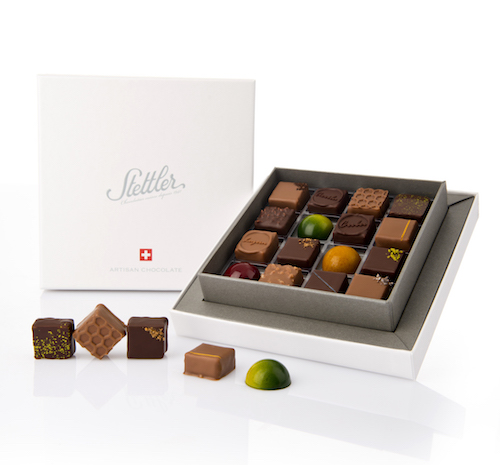 nouvelle collection de chocolat stettler